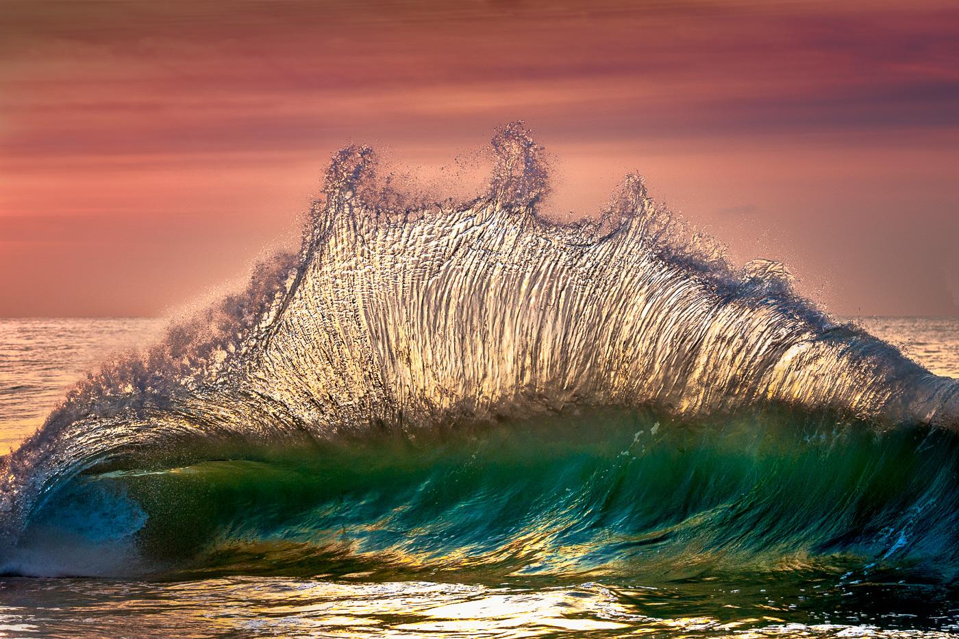 back wash wave ireland