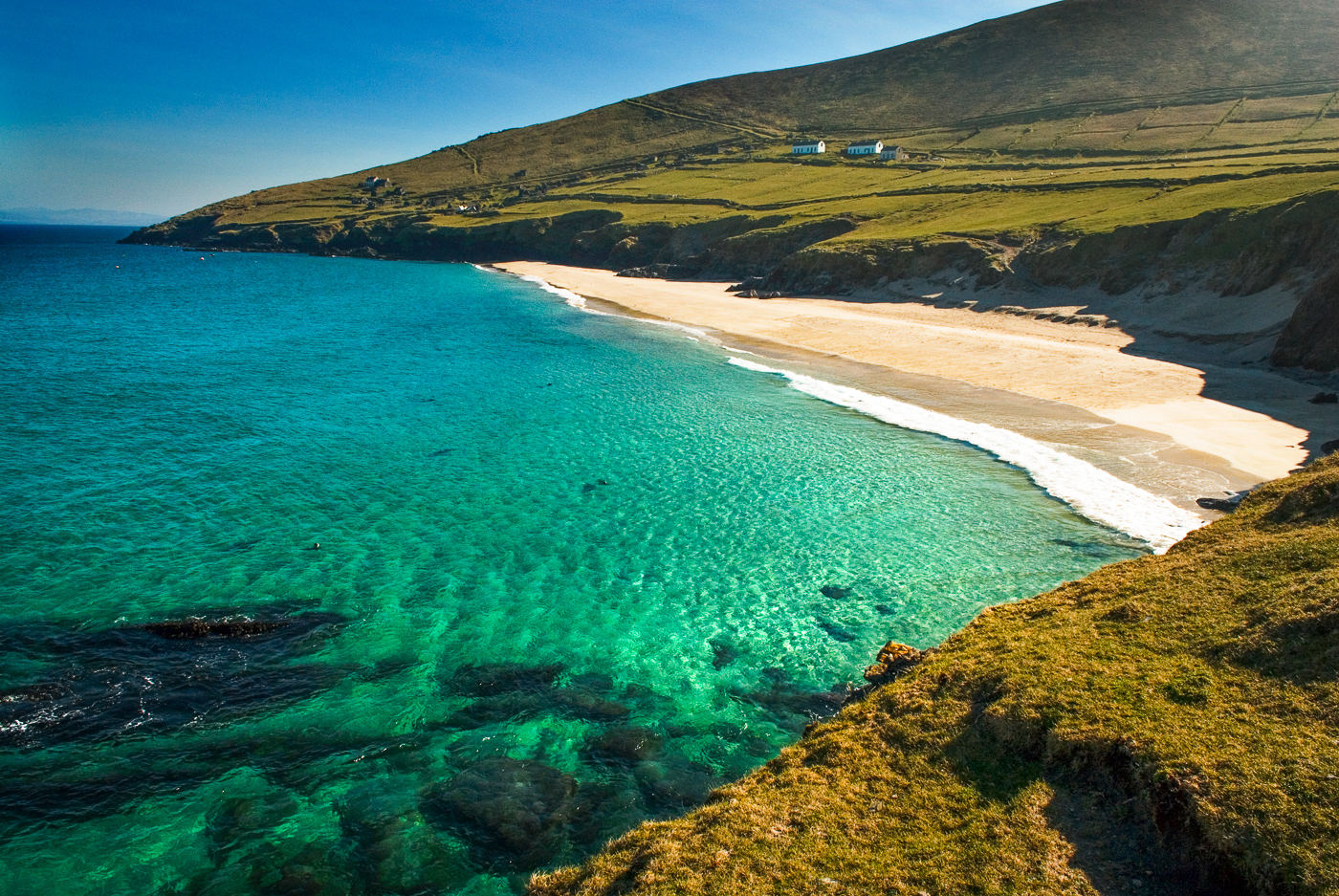 great blasket beach dingle