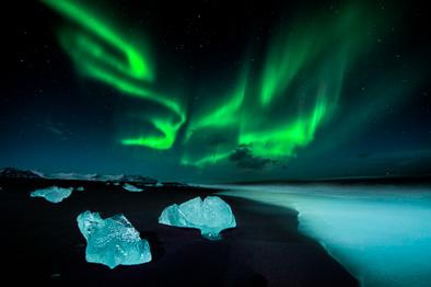 green sky dance