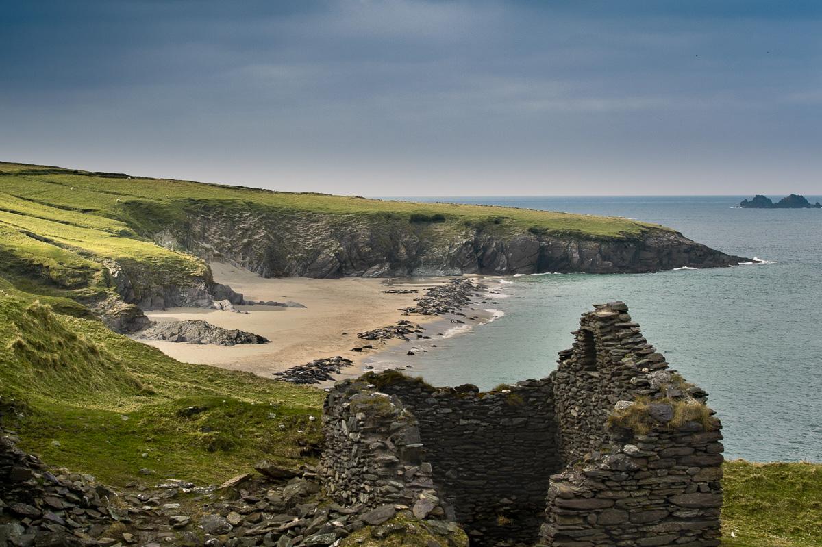 great blasket beach island ireland