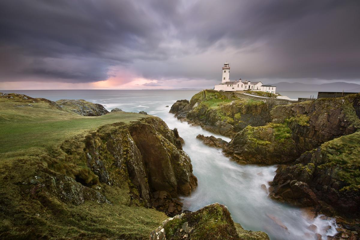 Fanad head lighthouse Ireland