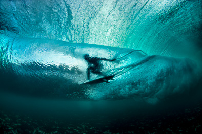 fergal smith surfing wave underwater rileys ireland