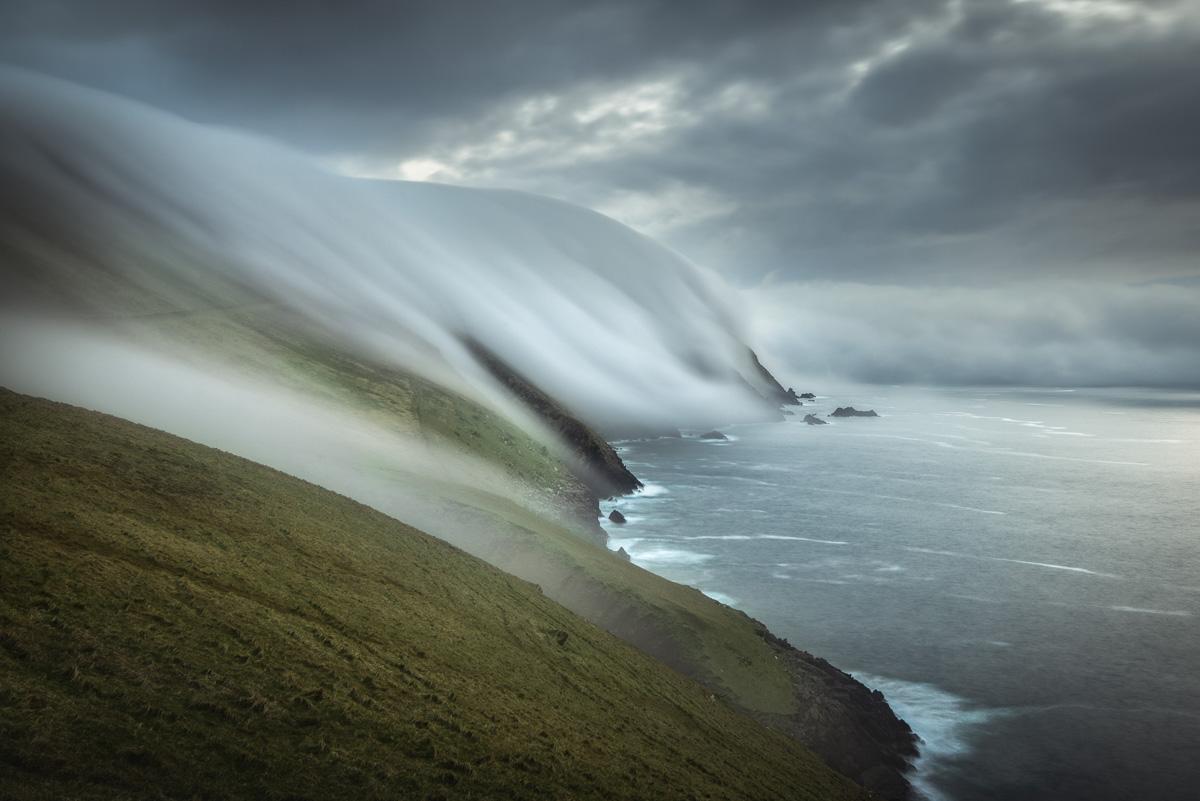 lava mist Ireland