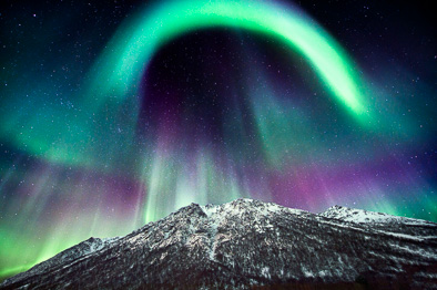 arctic firework