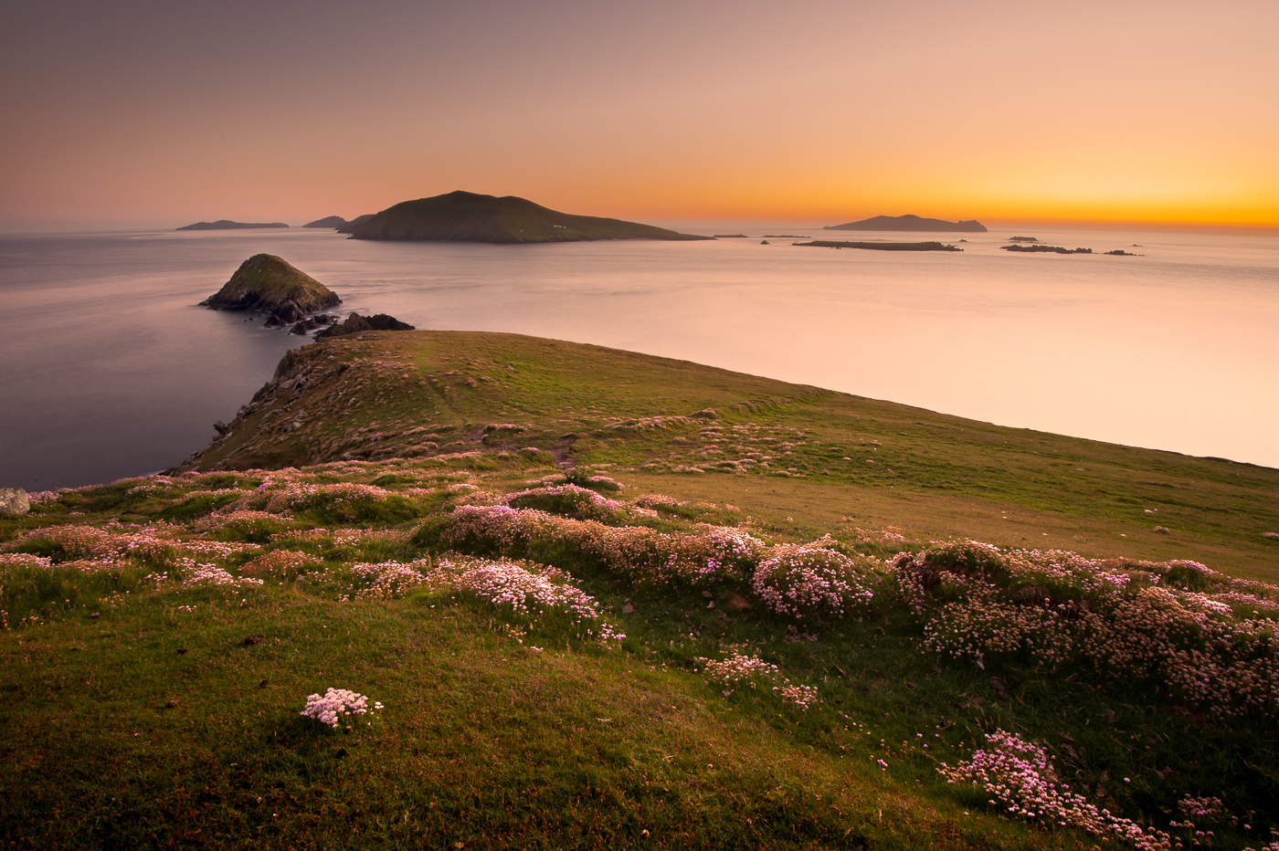 blasket view dingle
