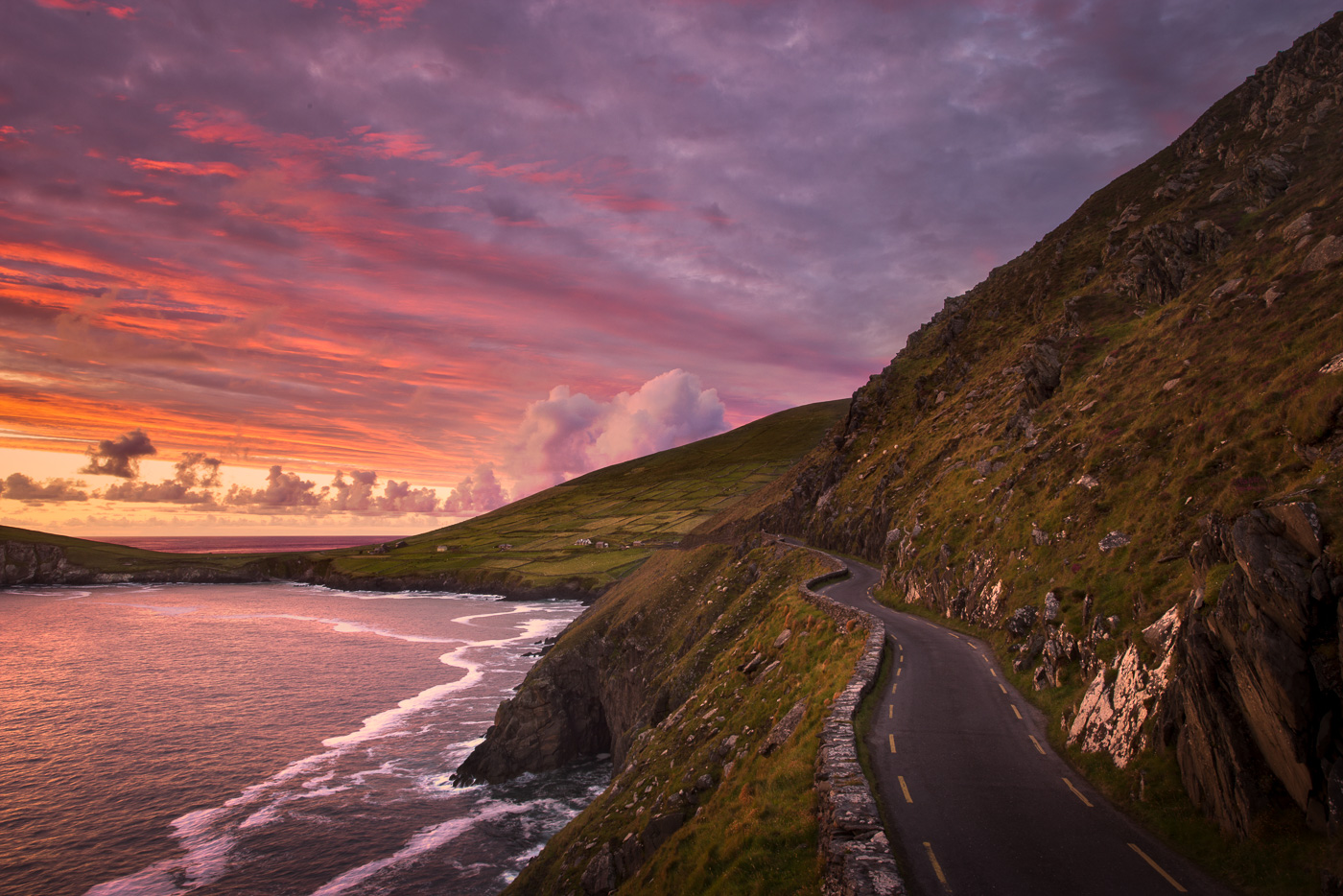 slea head drive dingle ireland