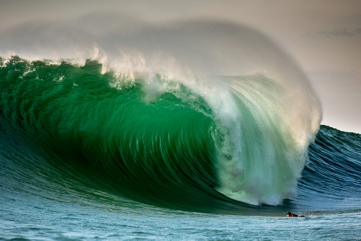 heavy situations in surfing