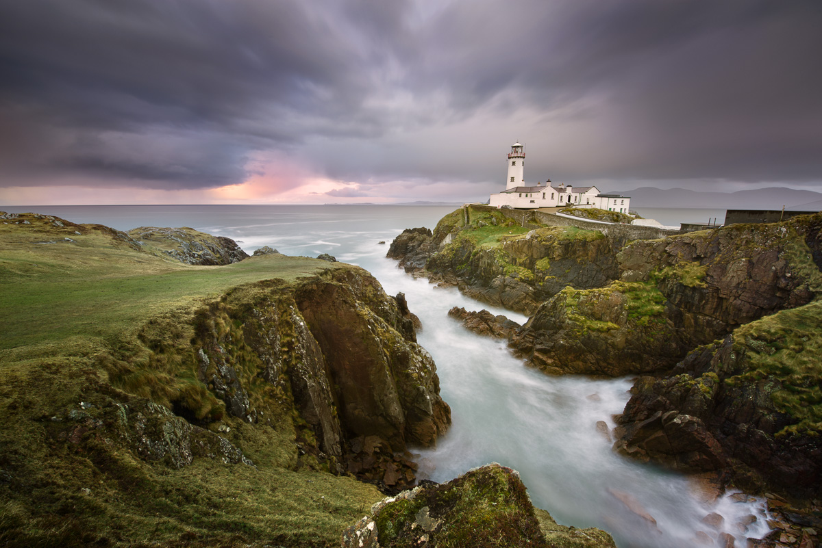 Fanad head lighthouse Ireland