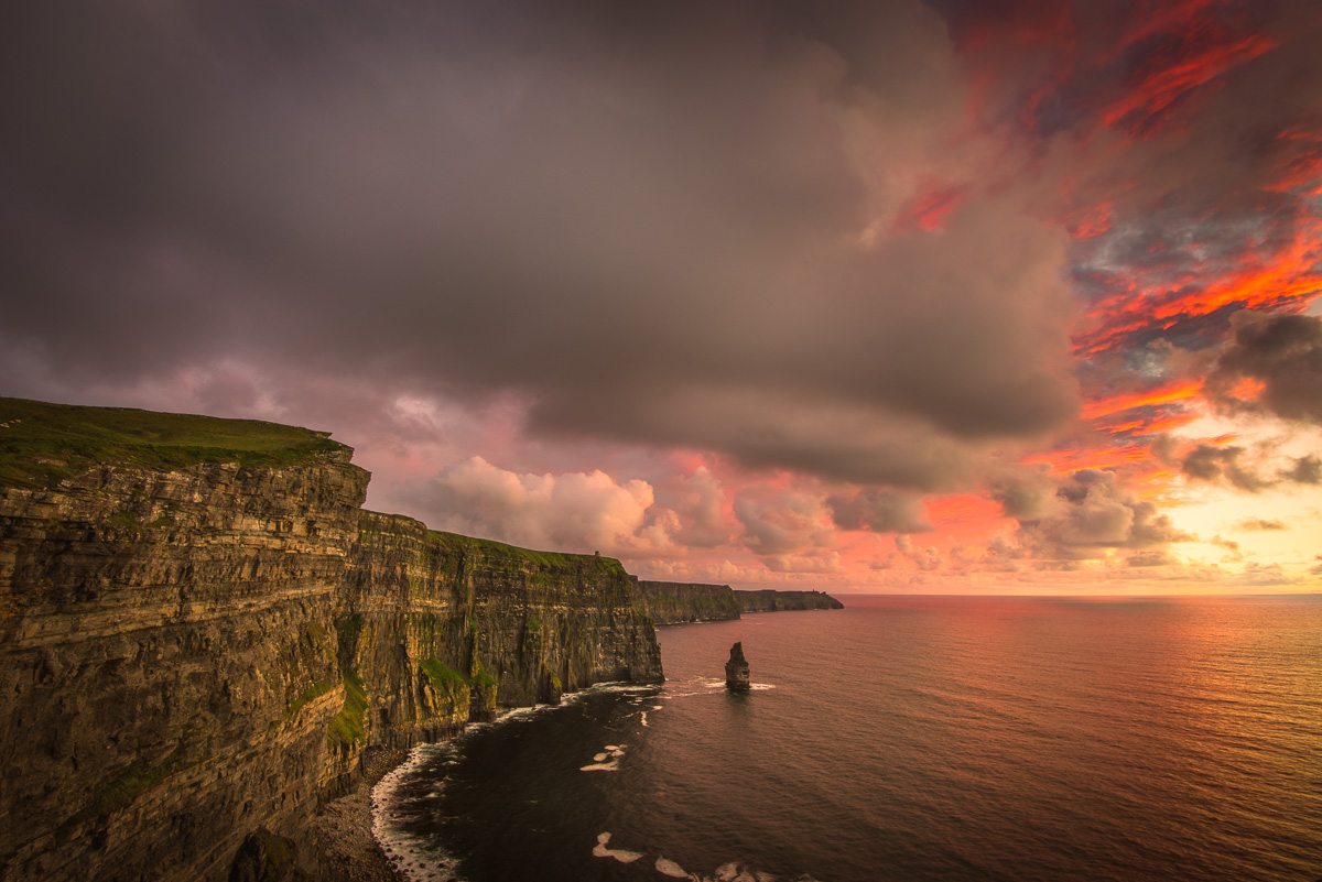 fine art print Cliffs of Moher