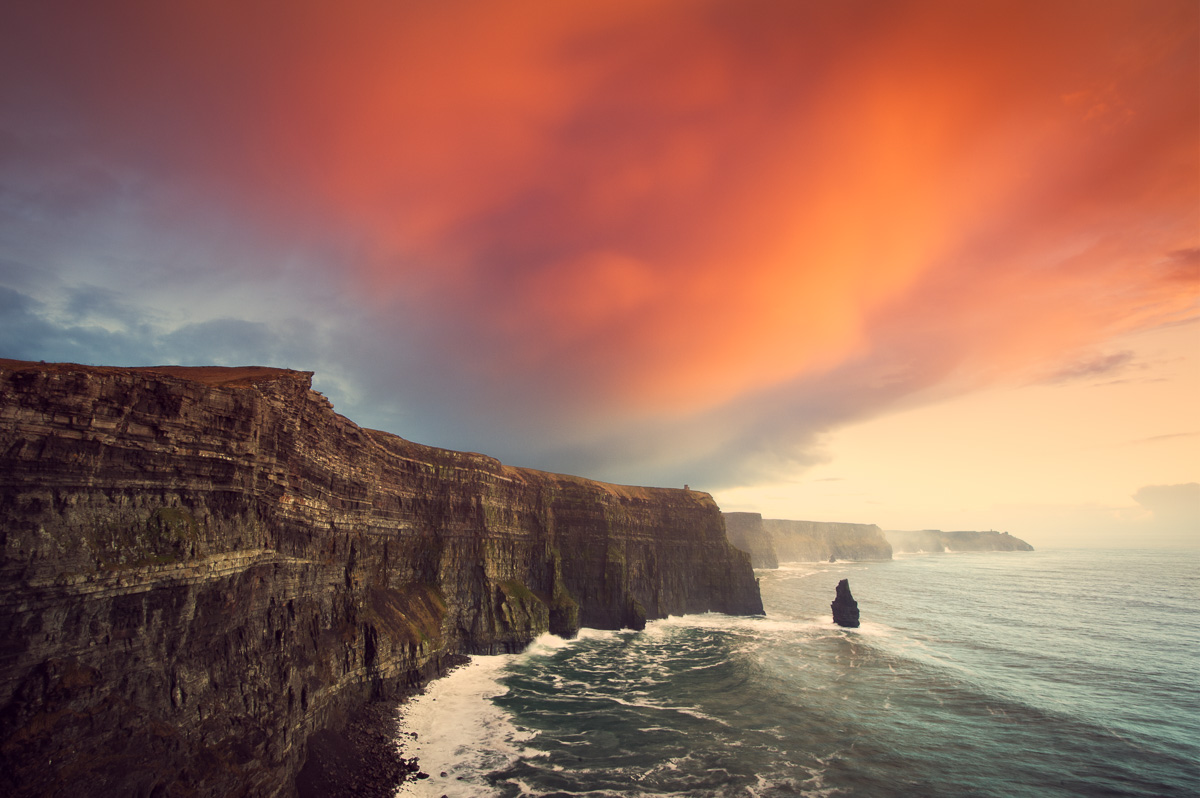 cliffs of moher art prints