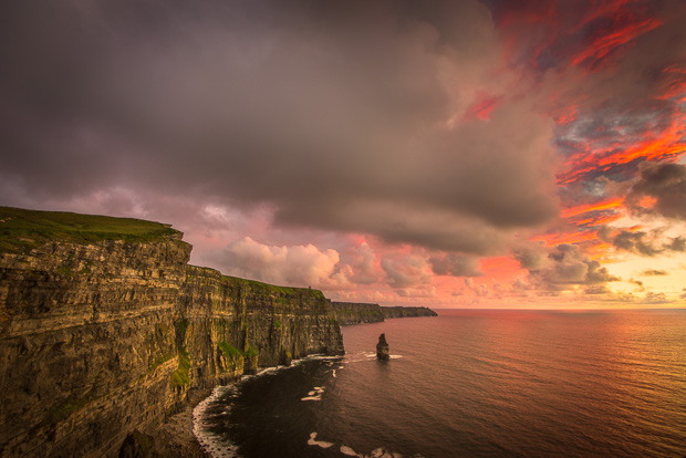 Cliffs of Moher photography workshop