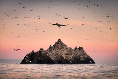Skellig Rock