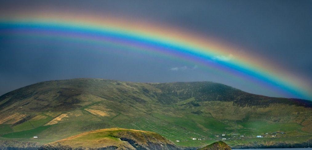 rainbow Dingle