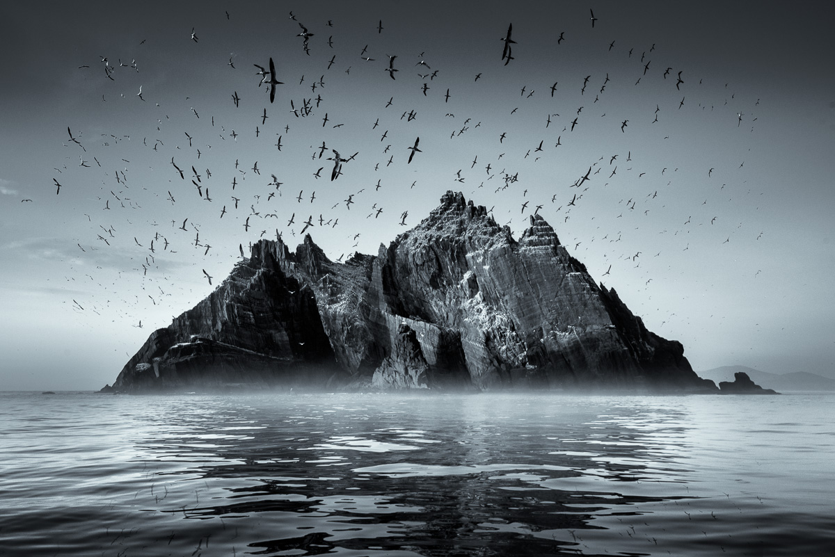 skellig islands art prints