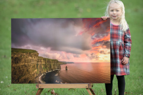 SKY ON FIRE - WAS €590 Now €390
