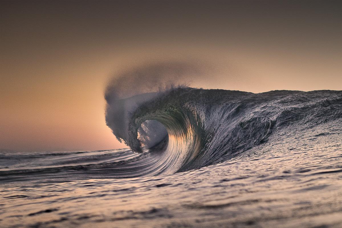 epic Irish waves