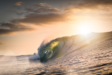 prints of emerald wave ireland
