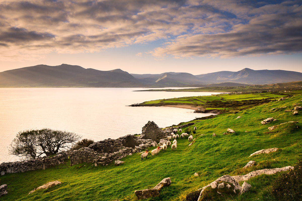Kerry landscapes scenes